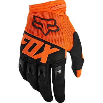 FOX FOX Youth Dirtpaw Race Gloves (2019) Orange