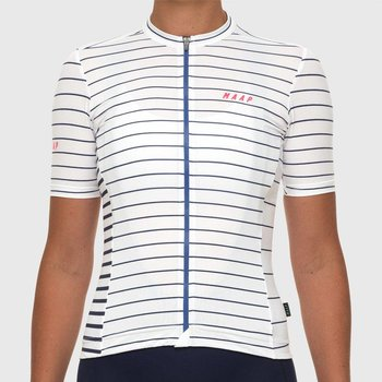 MAAP MAAP Women's Movement Pro Jersey White/Navy