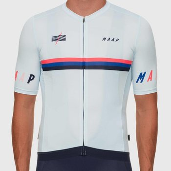 MAAP MAAP Nationals Pro Jersey Ice Blue