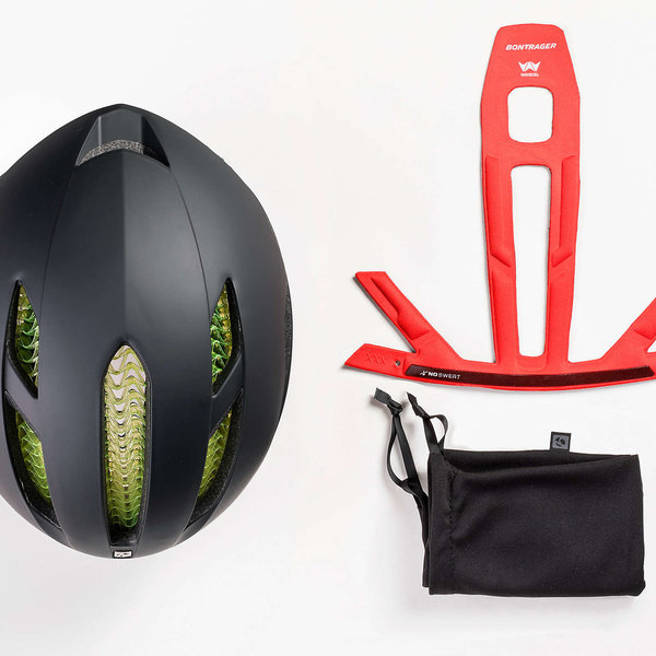Bontrager Bontrager XXX WaveCel Road Helmet Matte Black