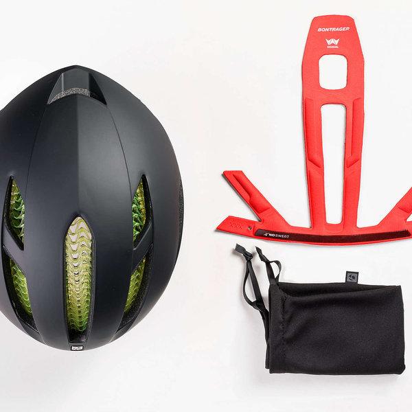 Bontrager XXX WaveCel Road Bike Helmet Matte Black