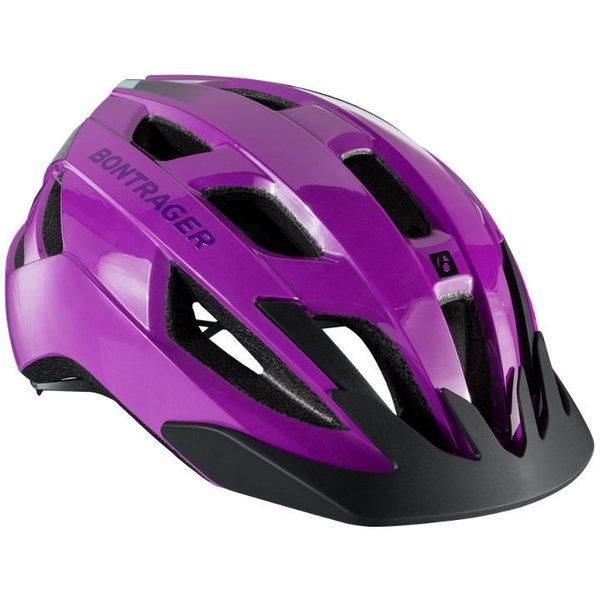 Bontrager Solstice Youth Helmet Purple