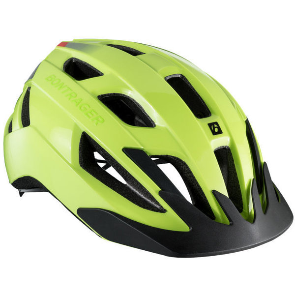 Bontrager Solstice Youth Helmet Visibility Yellow