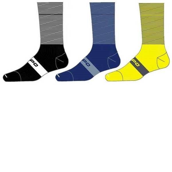 Capo Active Compression Tempo 15cm Socks Yellow