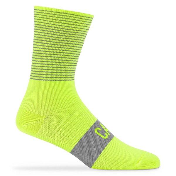 Capo Capo Active Compression Tempo 15cm Socks Yellow