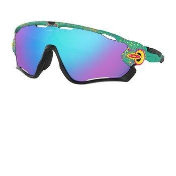 Oakley Oakley Jawbreaker Splatterfade Collection Celeste Prizm Sapphire