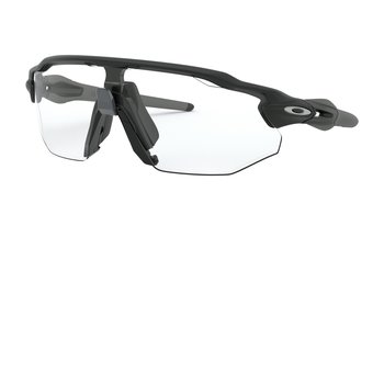 Oakley Oakley Radar EV Advancer Matte Black Clear Black Iridium Photochromic