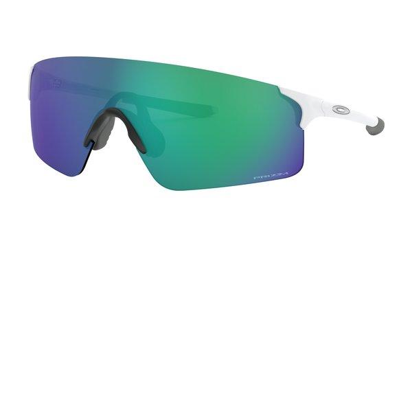 Oakley Oakley EVZero Blades Matte White Prizm Jade