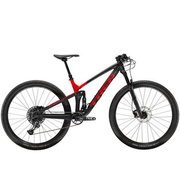Trek Trek Top Fuel 8 NX (2020) Matte Trek Black/Gloss Viper Red