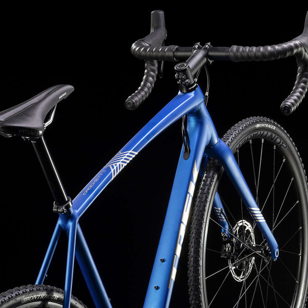 Trek Trek Crockett 5 Disc (2020) Matte Alpine Blue