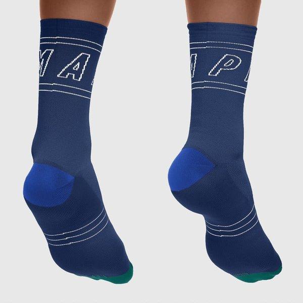 MAAP MAAP Outline Socks Navy