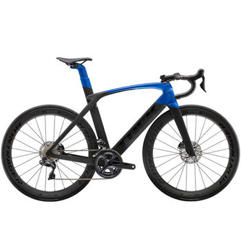 Trek Trek Madone SL 7 Disc (2021) Matte Black/Gloss Alpine Blue