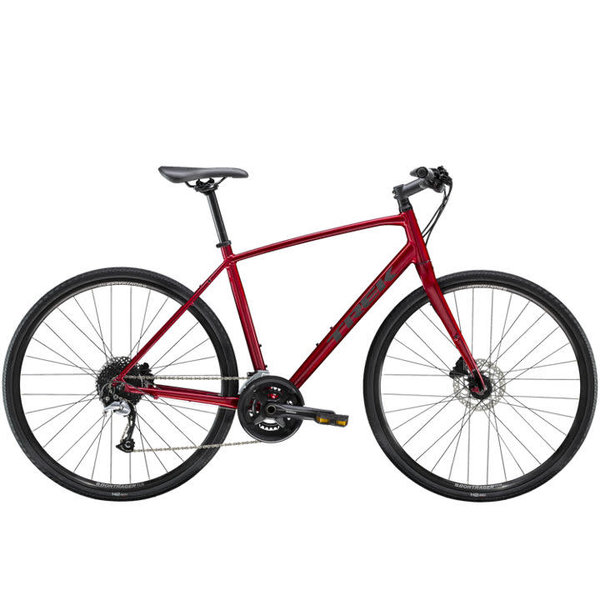 Trek Trek FX 3 Disc (2020) Rage Red