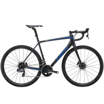 Trek Trek Emonda SL 7 Disc eTap (2020) Matte Black/Gloss Blue