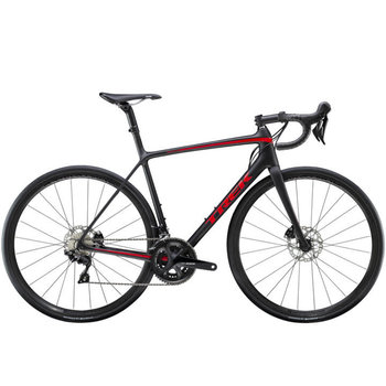 Trek Trek Emonda SL 5 Disc (2020) Matte Trek Black/Gloss Viper Red