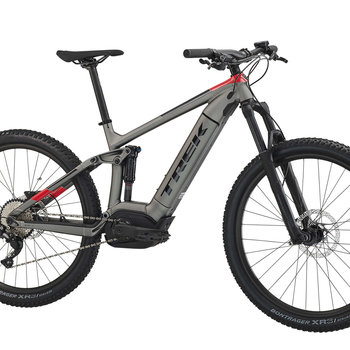 Trek Trek Powerfly FS 5 (2020) Matte Anthracite