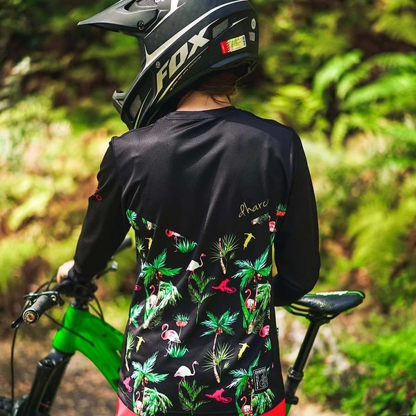 DHaRCO DHaRCO Ladies Gravity Jersey Flamingo