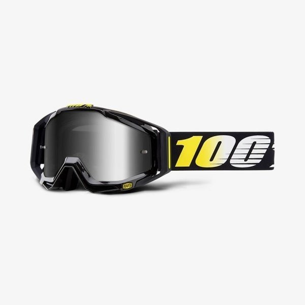 100% RACECRAFT Goggles Cosmos 99 - Mirror Silver Lens