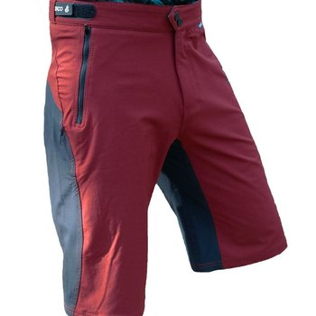 DHaRCO DHaRCO Mens Gravity Shorts Deep Red