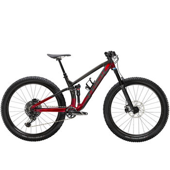 Trek Trek Fuel EX 9.8 (2020) Raw Carbon/Rage Red