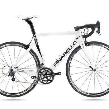 Pinarello Pinarello Gan w/Ultegra 8000 Bike White