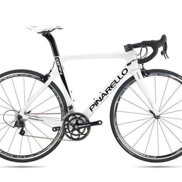 Pinarello Pinarello Gan w/Ultegra 8000 and WH-RS010 253 White