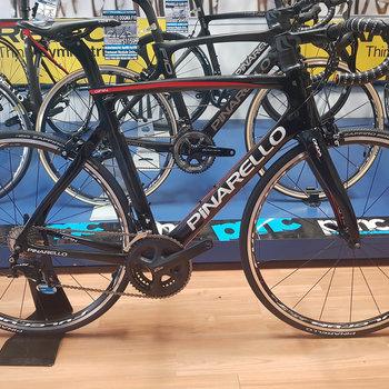 Pinarello Pinarello Gan 105 Bike Carbon Red
