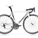 Pinarello Pinarello Gan w/105 5800 and WH-RS010 253 White