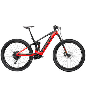 Trek Trek Rail 9.8 (2020) Matte Trek Black/Gloss Viper Red