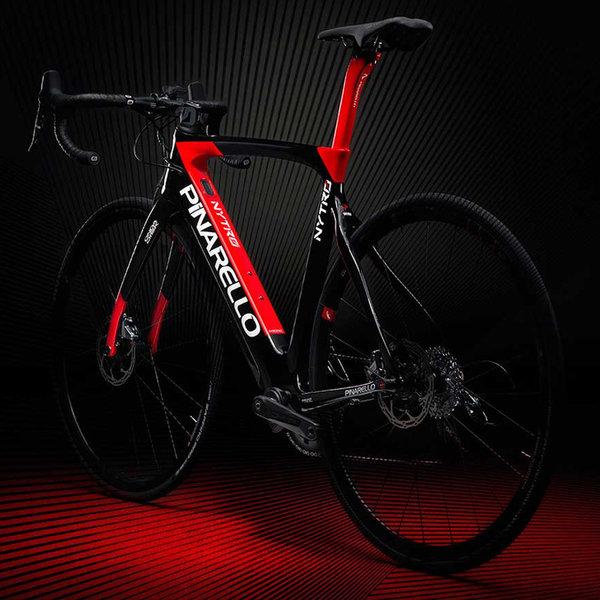 Pinarello Pinarello NYTRO E-Bike Ultegra 8020 Fulcrum 500 Carbon Red (936)