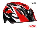 Lazer LAZER HELMET - NUTZ RACE RED KIDS UNISIZE