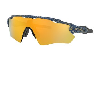 Oakley Oakley Radar EV Path Metallic Splatter Collection Splatter Poseidon 24k Iridium