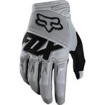 FOX FOX Youth Dirtpaw Race Gloves Grey