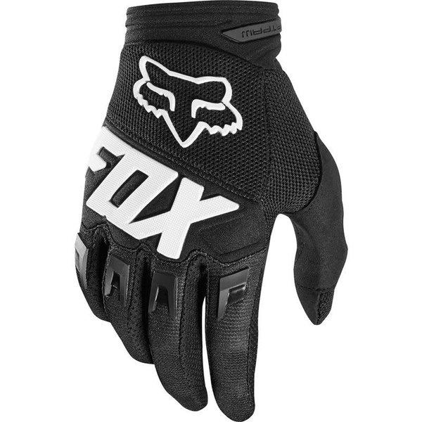 FOX FOX Youth Dirtpaw Race Gloves Black