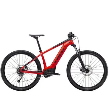 Trek Trek Powerfly 4 (2020) Matte Radioactive Red/Trek Black