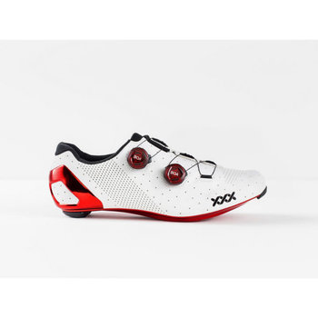 Bontrager Bontrager XXX LTD Road Cycling Shoes Trek White/Rage Red