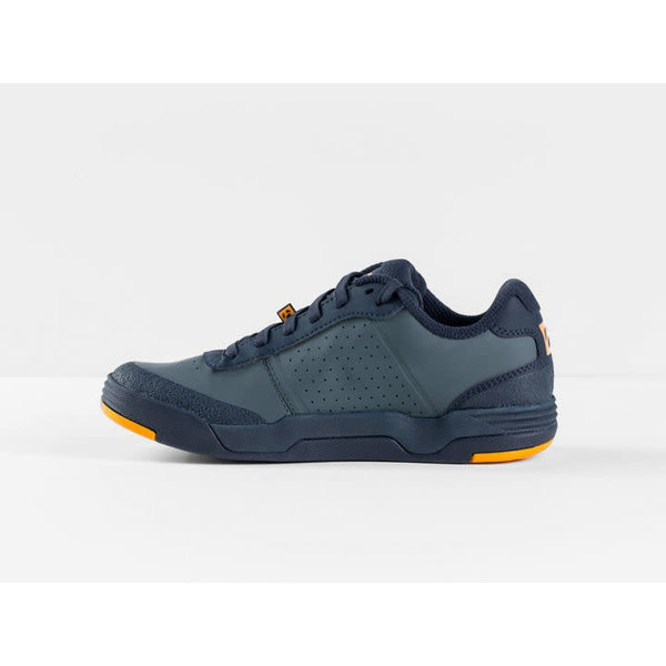Bontrager Bontrager Flatline MTB Shoes Battleship Blue/Marigold