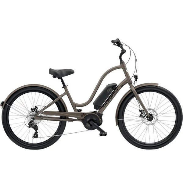"Electra Townie Go! 8D Ladies' (2020) Brass Satin 26"" wheel"