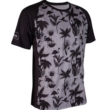 DHaRCO DHaRCO Mens SS Jersey Party Stealth