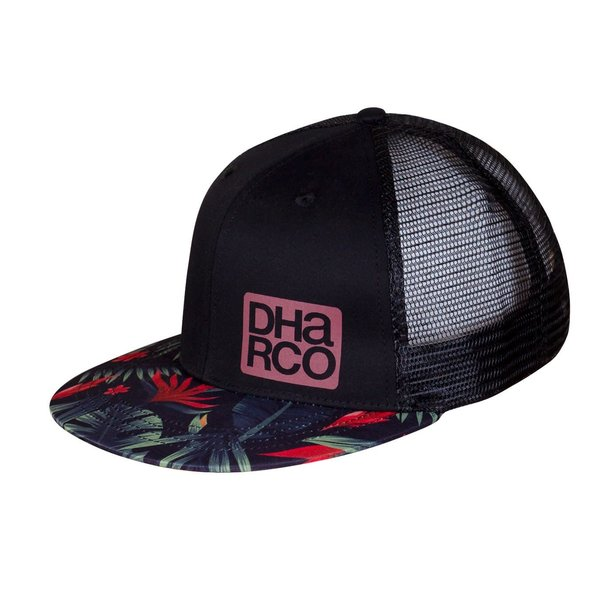 DHaRCO DHaRCO Flat Brim Trucker Hat Connor