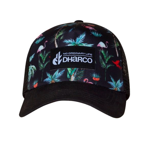 DHaRCO DHaRCO Curved Peak Trucker Hat Party