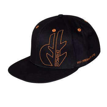 DHaRCO DHaRCO Snap Back Cap Black Gold