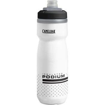 CamelBak CamelBak Podium Chill Bottle 600ml White/Black