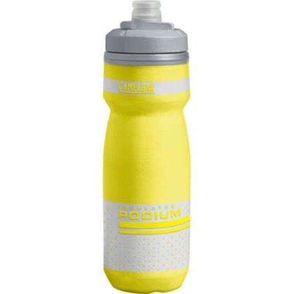 CamelBak CamelBak Podium Chill Bottle 600ml Reflective Yellow