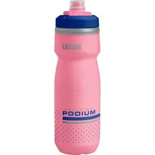 CamelBak CamelBak Podium Chill Bottle 600ml Pink/Ultramarine