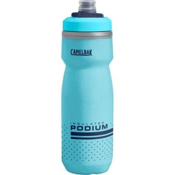 CamelBak CamelBak Podium Chill Bottle 600ml Lake Blue