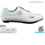 Shimano SHIMANO SH-RP501 WOMEN'S ROAD SHOES WHITE