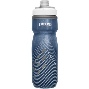 CamelBak CamelBak Podium Chill Bottle 600ml Navy Perforated