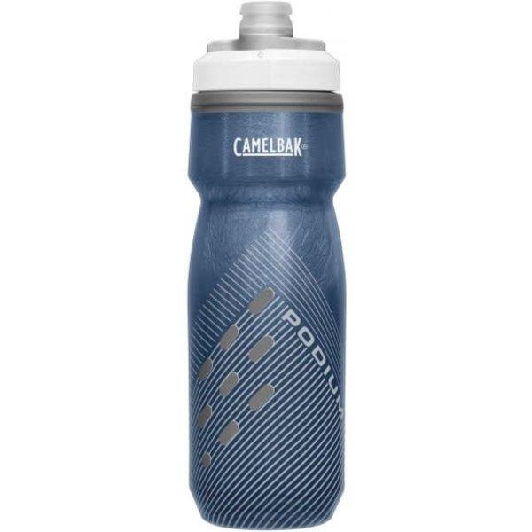 CamelBak CamelBak Podium Chill Bottle 600ml Navy Perforated