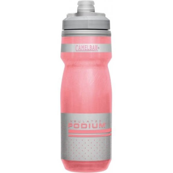 CamelBak CamelBak Podium Chill Bottle 600ml Reflective Pink